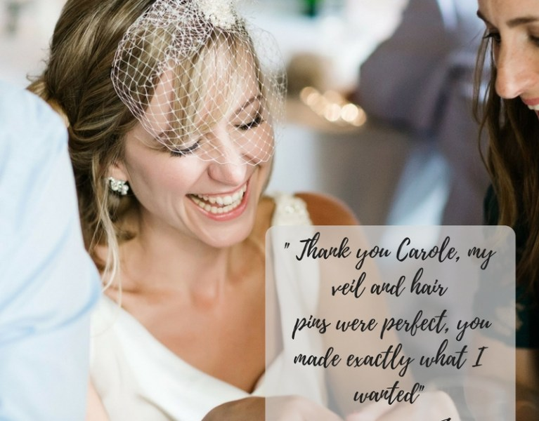 Customer Testimonials – Real Brides