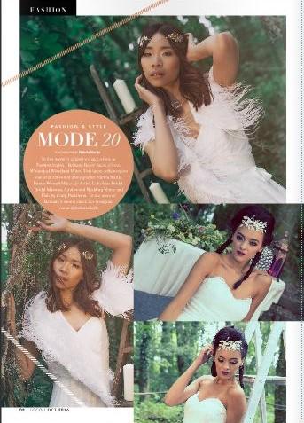 Mimosa in loco Magazine
