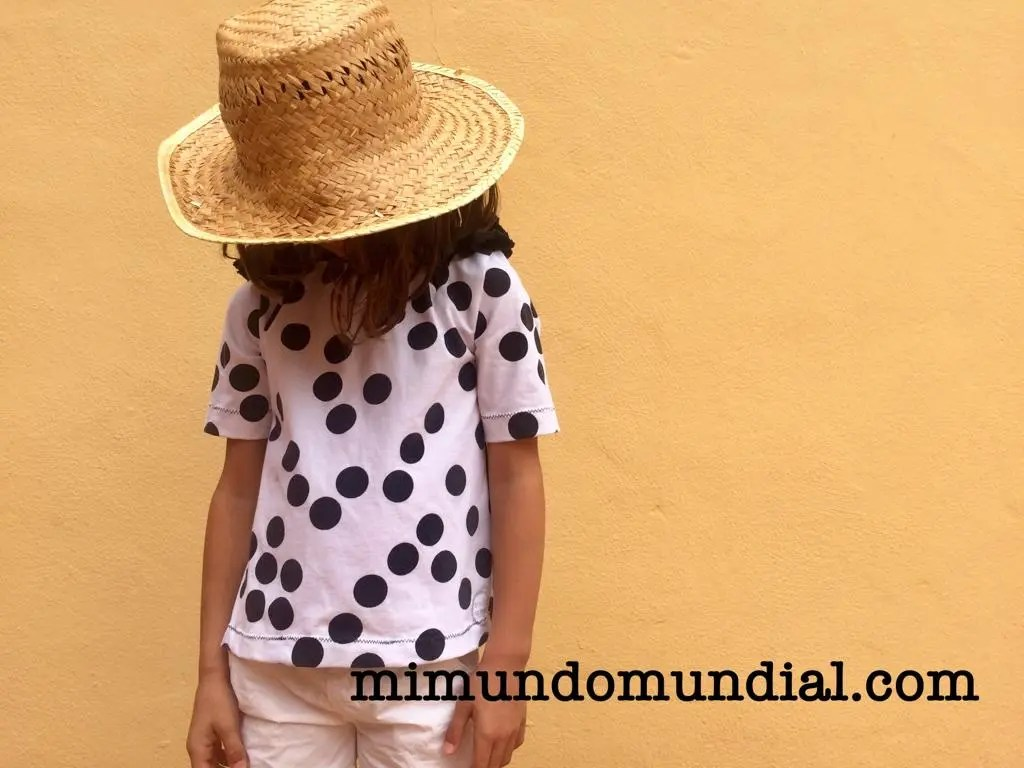 camiseta sun yellow