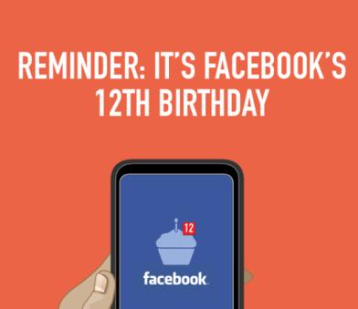 Facebook Reminder