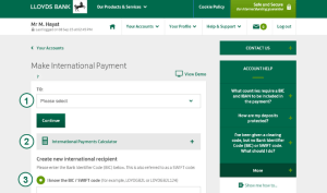 How to Activate Lloyds Bank Credit Card Online