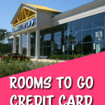 Rooms To Go Credit Card Pay – Make Online Payment with Rooms To Go Credit Card