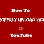 How to Upload Video to Youtube – Upload video to YouTube on iPhone