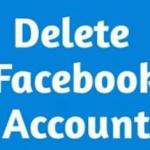 Delete My Facebook Account Permanently – Deactivate Facebook Account