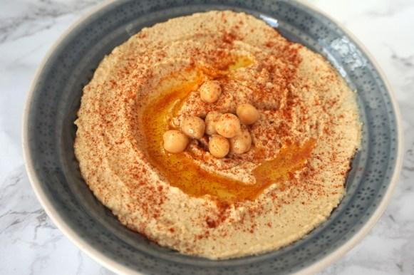 Hummus: die schnelle Variante