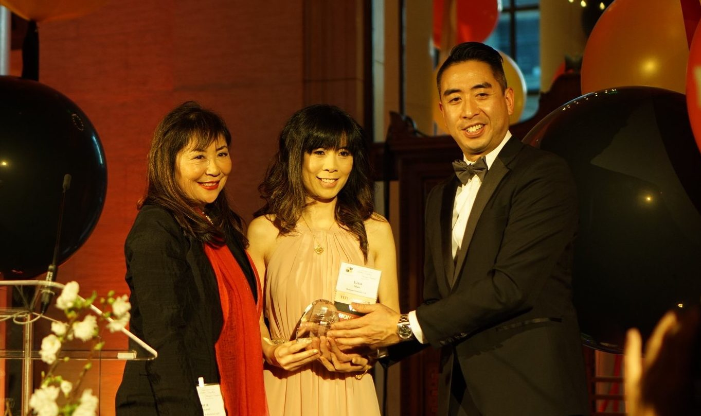 Lisa Mak Honored with AABA's Morozumi Award for Exceptional Legal Advocacy