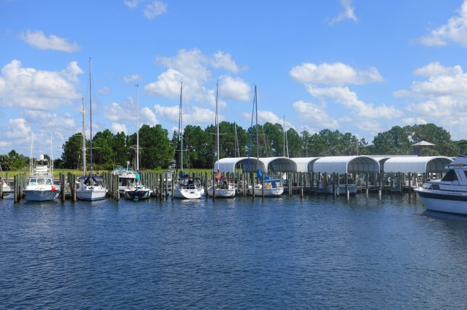 Port St. Joe Marina