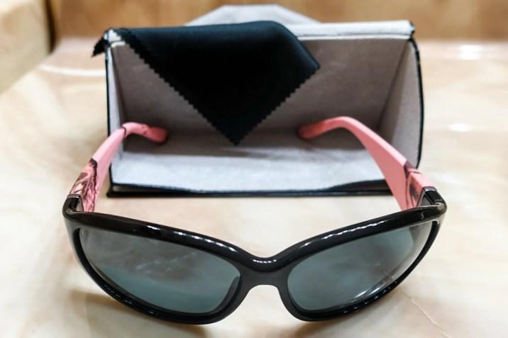 Xperio UV polarized sunglasses