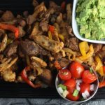 Chicken & Steak Fajitas