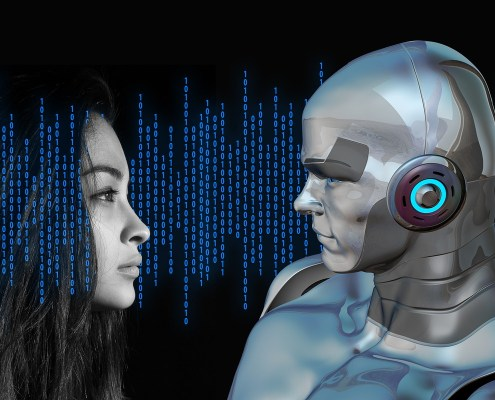 "Robots as ""Conversational Agents"""