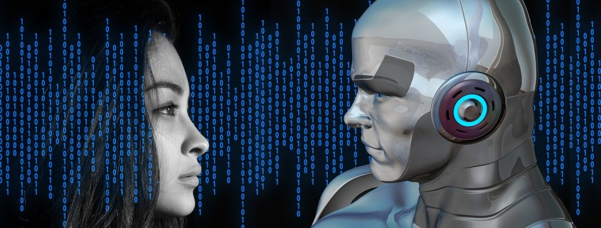 "Robots as ""Conversational Agents"""