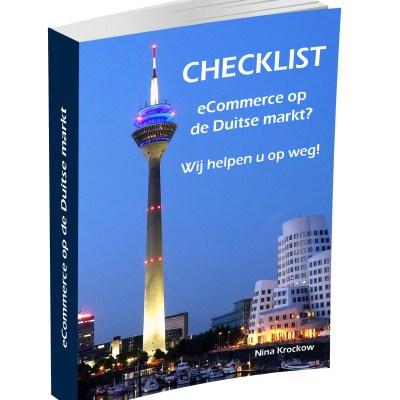 checklist e-commerce, ecommerce, Duitsland