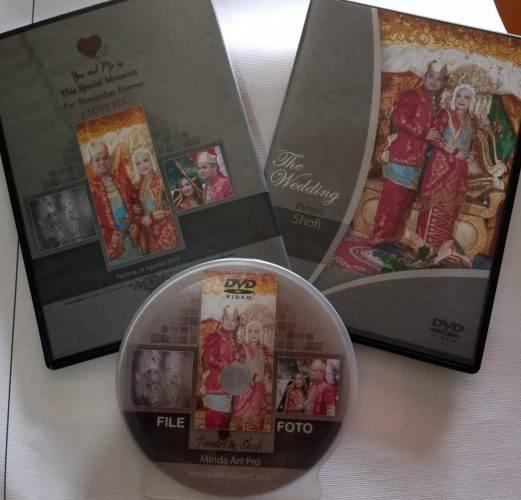 CD FOTO & VIDEO PERNIKAHAN