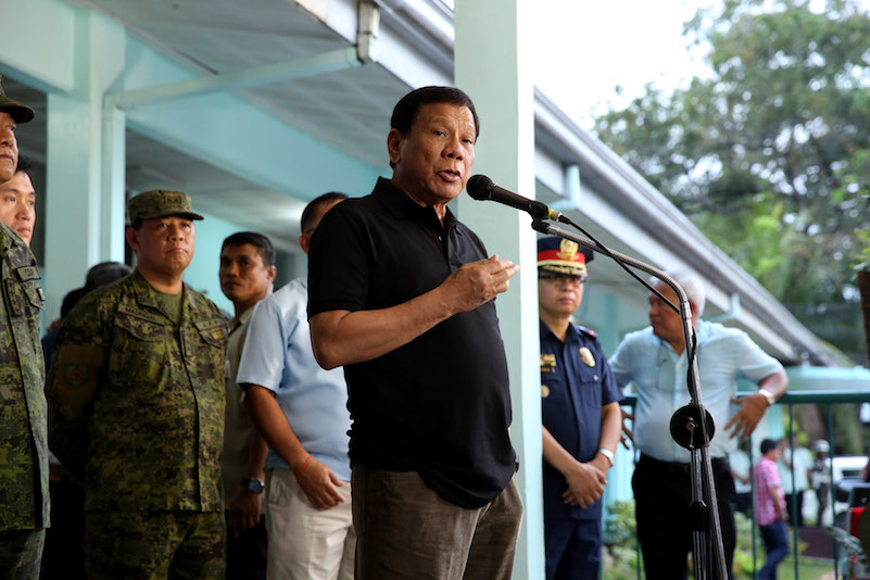 Duterte renews conditions as GRP-NDF peace panels begin 4th round in The Netherlands