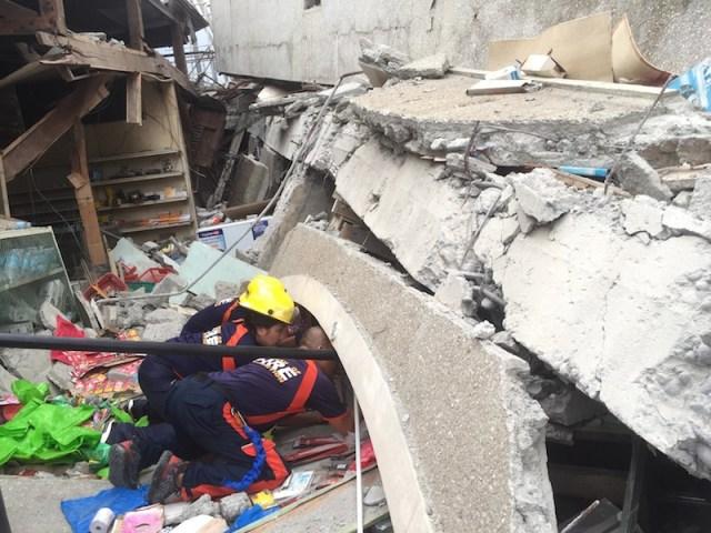 Padada Declares State Of Calamity After 6.9 Magnitude Quake