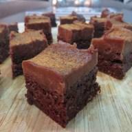 RAW GF Choc brownie