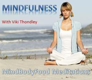 Mindfulness Meditation CD cover