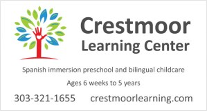 Crestmoor Learning Center Sign