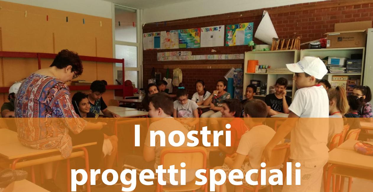 progetti speciali