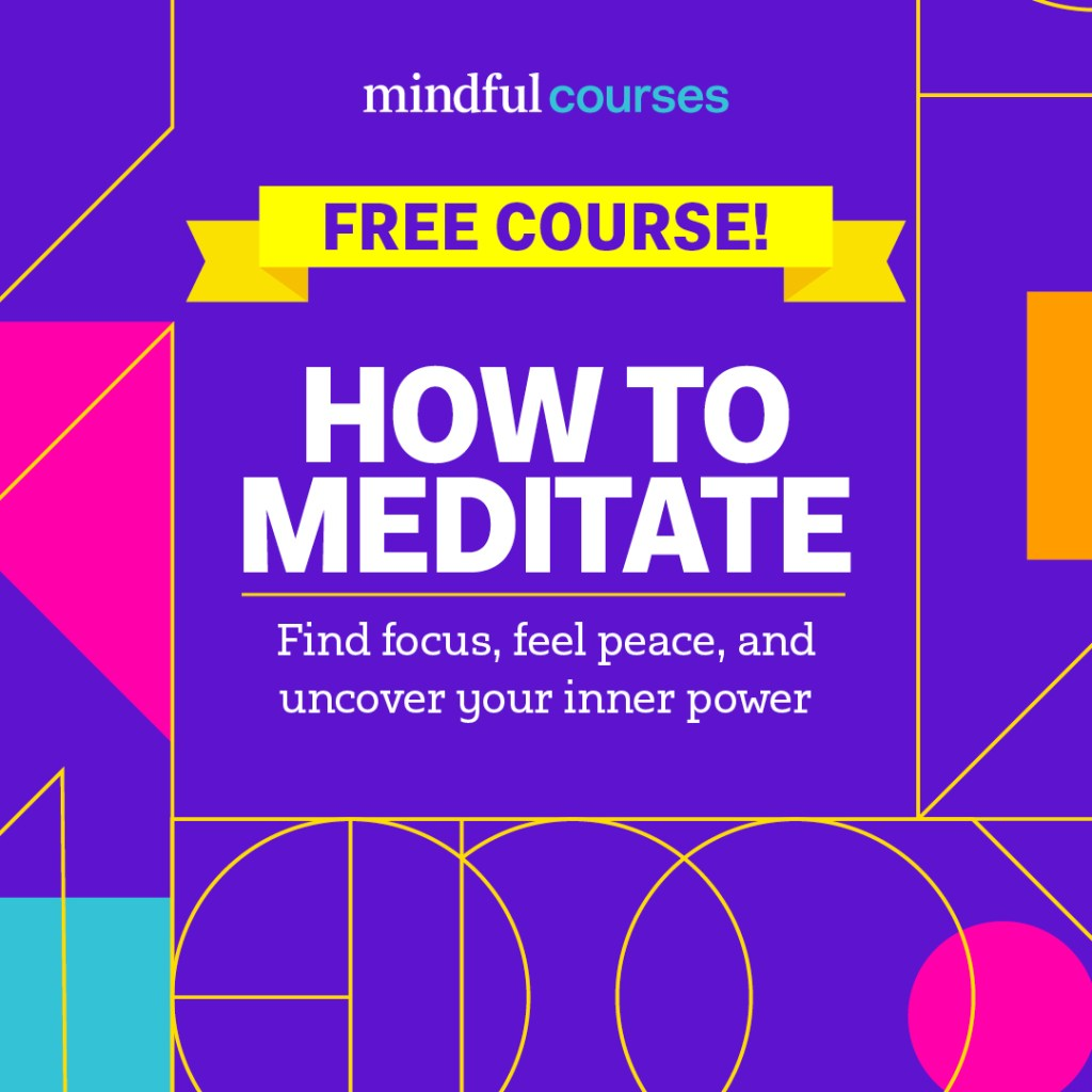 How to Meditate—Free for a Limited Time!