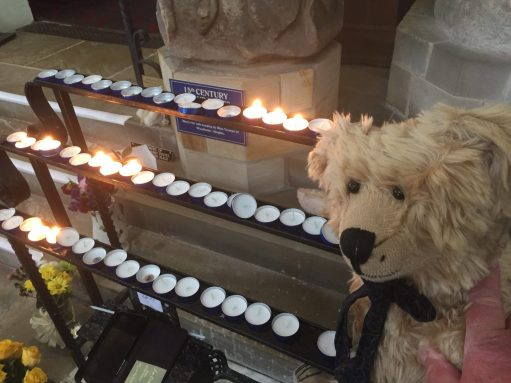 Whitby: Lighting a Candle for Diddley.
