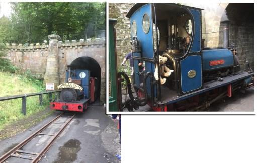 North Yorkshire Moors Railway - NYMR: A long way from Wales. Ffestiniog Railway.