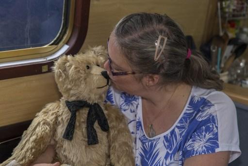 Bobby 2: Getting friendly on board!