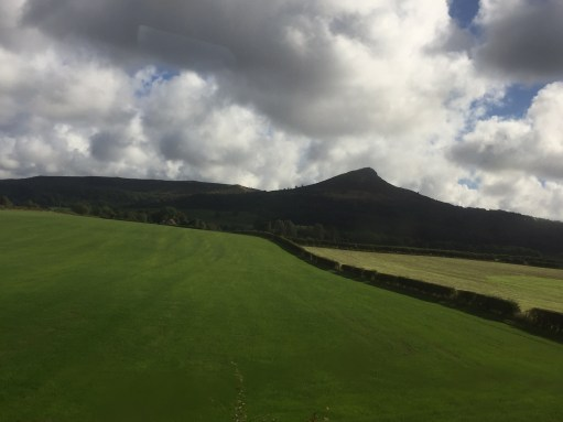 Middlesbrough: Roseberry Topping.