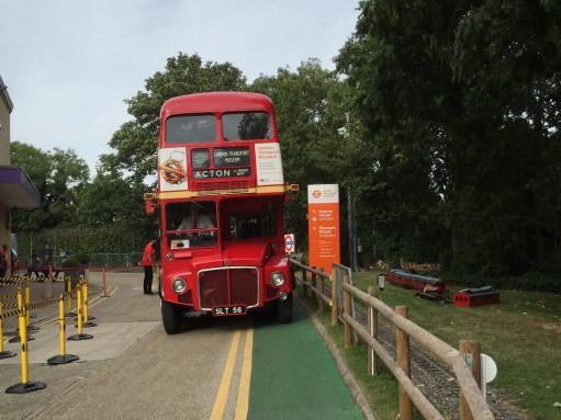 London Transport Museum: This is better. Free rides around the Acton area on an iconic 1950s Routemaster.