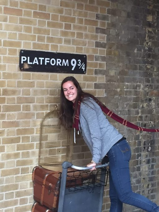 Continental Railway Journeys: Hogwarts here we come!
