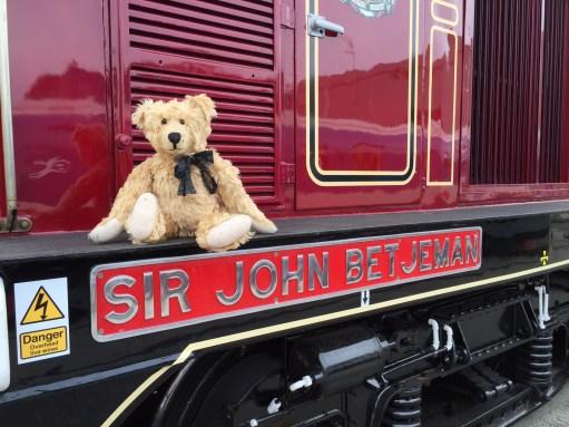 Continental Railway Journeys: Bertie meets Sir John!