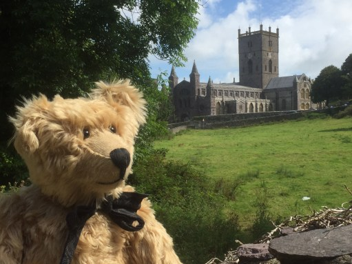 A Tale of Two Cities: St David's Cathedral
