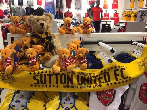 Sutton United: Who's the Best Bear