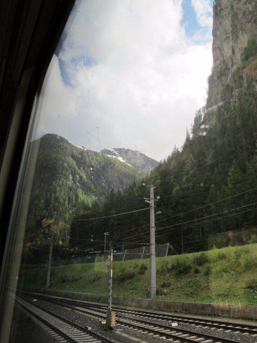 Austria: Somewhere in the Alps!