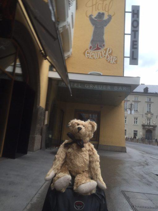 Austria: A hotel fit for a bear…