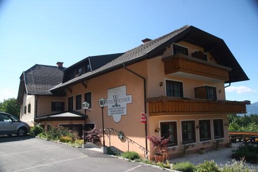 Austria: Hotel Lammersdorf.
