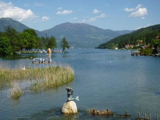 Austria: Millstatter am Zee… Lake.