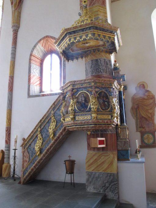Austria: Maria Schnee church