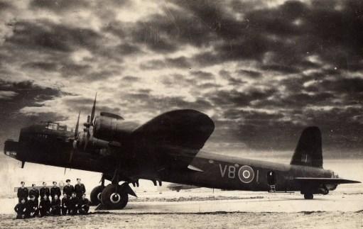 Ernie's War: V8 Bomber.