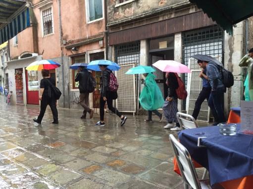 Brief Encounter with the rain!