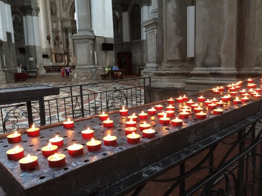 Venice: Lighting a Candle for Diddley.