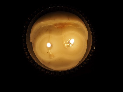 Technical Director: A candle for everyone who has lost someone.