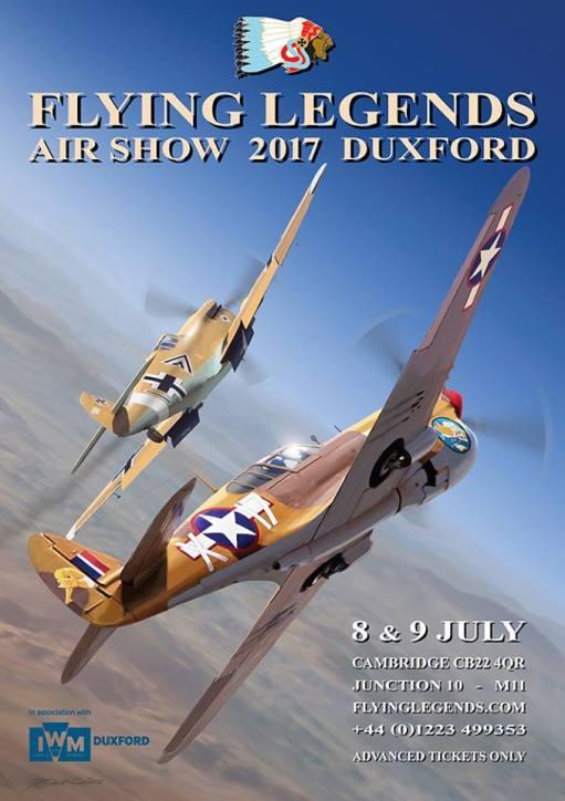 Flying Legends, Duxford, 2017