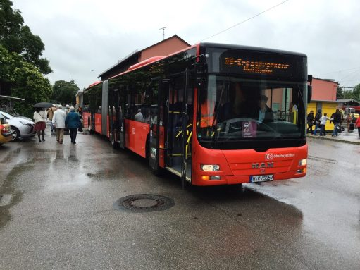 Germany: The Replacement Bus.