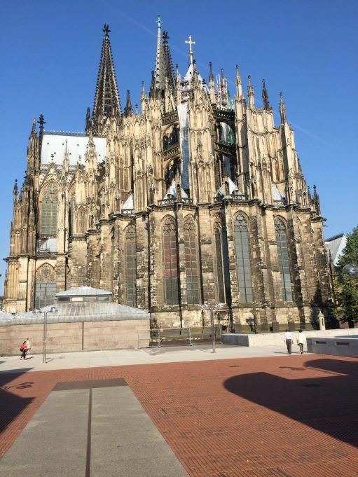 Germany: Cologne Cathedral.