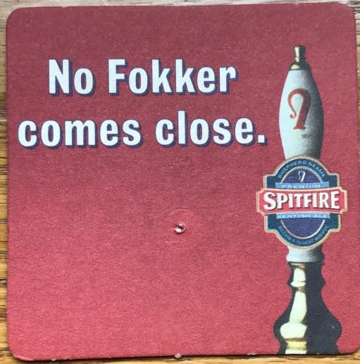 Heatwave: No Fokker comes close.