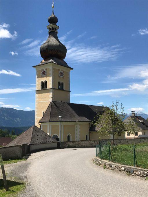 Lammersdorf: St John the Baptist, Obermillstatt.