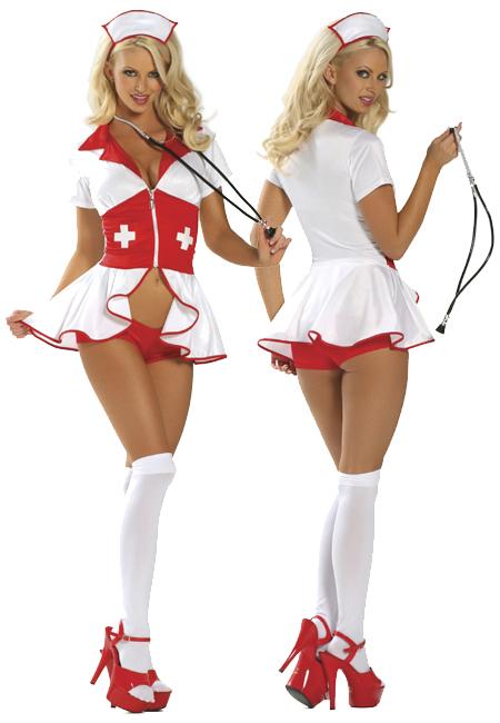 Outbreak of Common Sense: Hernia Nurse.