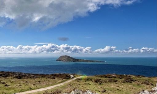 Giselle Eagle: Bardsey Island - North Wales.
