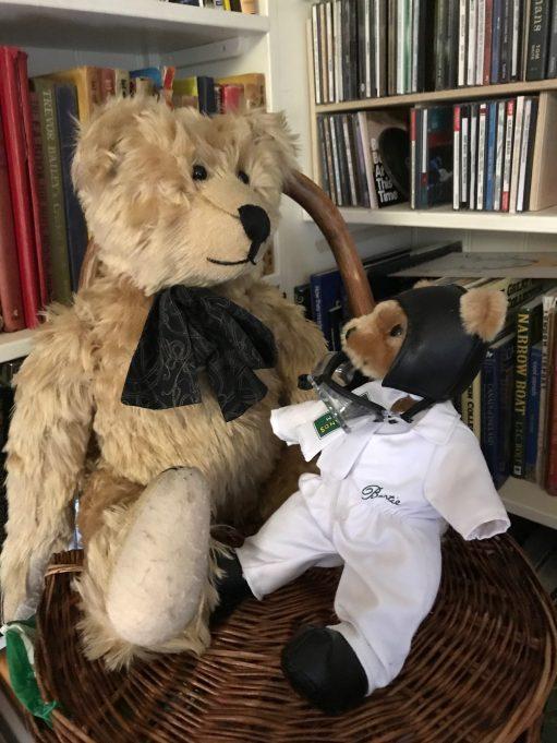 Brooklands: Bertie and ... Bertie!